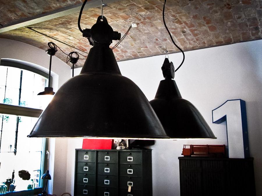 industrielampe trouv ideen objekte. Black Bedroom Furniture Sets. Home Design Ideas
